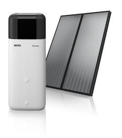 Riscaldamento pannelli solari Daikin Rimini da Climaproject Rivenditore ufficiale