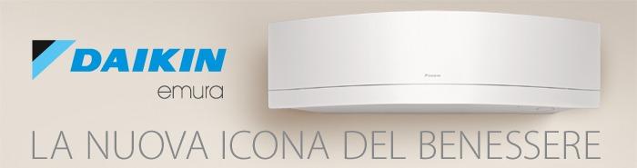 EMURA design e funzionalità della climatizzazione residenziale