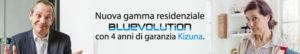 Nuova gamma residenziale bluevolution