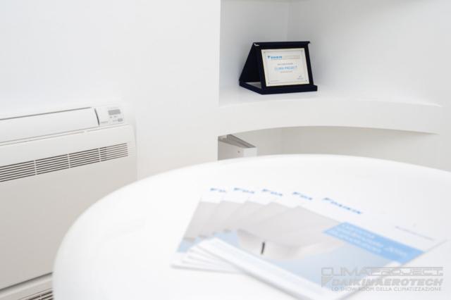 Daikin Rimini by Clima Project: showroom ventilazione riscaldamento condizionatori climatizzazione