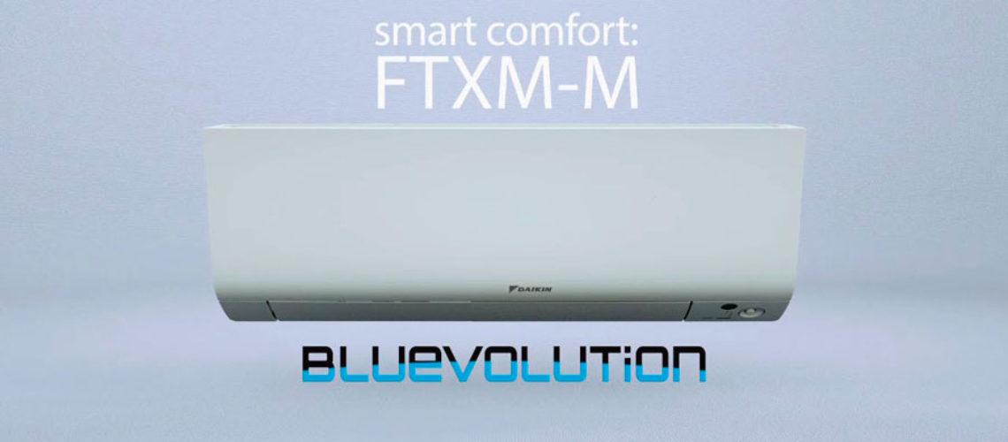 FTXM-M smart comfort splitter bluevolution